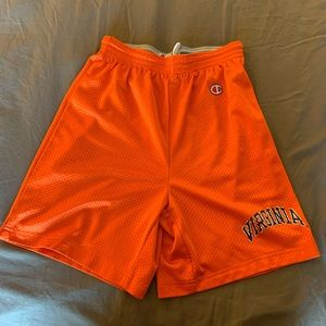 Champion Virginia Hokies Mesh Basketball Shorts